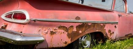 Fin of a car Stock Photo