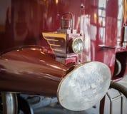 Fin d'amortisseur de train de vapeur  Photo libre de droits