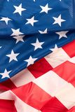 Fin d'indicateur américain vers le haut photo libre de droits