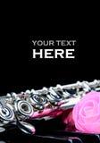 Fin d'instrument de clavier et de cannelure de piano avec l'endroit pour votre texte photographie stock