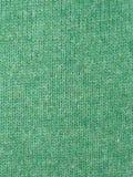 Fin de chandail de coton vers le haut Photos stock