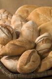 Fin de composition de pain vers le haut Images stock