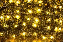 Fin de décoration d'arbre de Noël  images stock