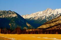 Fin de l'automne au Canada Photos stock