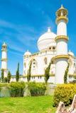 Fin de reproduction de Taj Mahal de parc de Bogota Jaime Duque  photo libre de droits