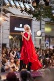 Fin de semana de la manera de Praga el 24 de septiembre de 2011 en la banda Imagen de archivo libre de regalías