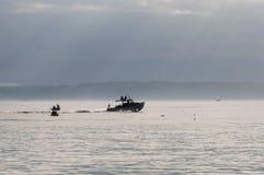 Fin de semana en el mar 2 Foto de archivo