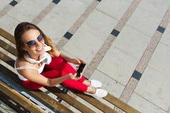 Fin de semana soleado al aire libre Fotografía de archivo libre de regalías