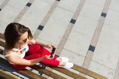 Fin de semana soleado al aire libre Fotos de archivo
