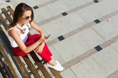 Fin de semana soleado al aire libre Fotos de archivo libres de regalías