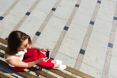 Fin de semana soleado al aire libre Imágenes de archivo libres de regalías