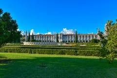 Fin de support Belém, Lisbonne de DOS Jeronimos de Mosteiro Photo libre de droits