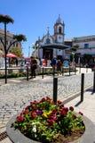 Fin de support Flor de ncora de 'de Vila Praia de à photographie stock