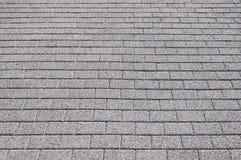 Fin de texture de trottoir  Photo stock