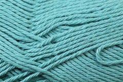Fin de texture de fil de bleus layette  Image stock