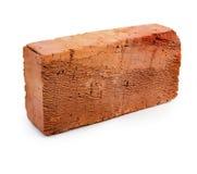 fin en céramique de construction de brique vers le haut Photo libre de droits
