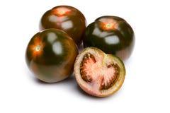 Fin foncée de tomate vers le haut Photo libre de droits