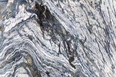 Fin grise de marbre de tranche Photographie stock