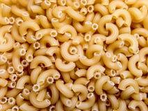 Fin italienne de pâtes vers le haut de fond images stock