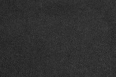 Fin noire de papier de velours  photographie stock libre de droits