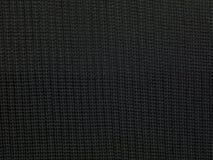 Fin noire de tissu, fond Photo libre de droits