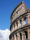 Fin romaine de colosseum vers le haut Image stock