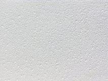fin textur för skumpolystyren Arkivfoton