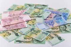 Fin thaïlandaise de bain d'argent photos libres de droits