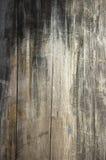 Fin vers le haut de texture en bois rétro-dénommée Image libre de droits