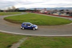 Finał rasa turecczyzny Rallycross mistrzostwo fotografia stock