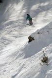 finały freeskiing ifsa skaczą narciarki Obraz Stock