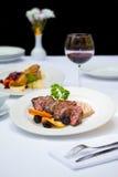 Steak Arkivfoto