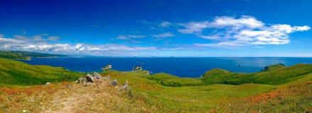 fina avstånd för öppet hav för japan kind Royaltyfri Bild