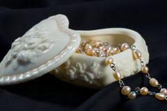 fina smycken Royaltyfri Fotografi