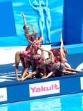 FINA wereldkampioenschap 2009 Royalty-vrije Stock Afbeeldingen