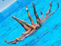 FINA world championship 2009 Stock Images