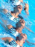 FINA world championship 2009 royalty free stock photo