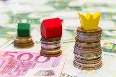 Finacial Growth Concept stock photography