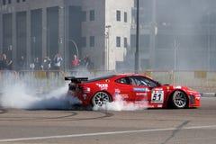 Finais do mundo de Ferrari Fotografia de Stock