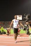 Final alegre 2009 do atletismo do mundo do Mens 100m de Tyson Foto de Stock Royalty Free