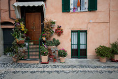 Final Borgo Stock Images