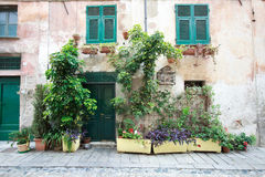 Final Borgo Royalty Free Stock Images