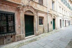 Final Borgo Stock Photos