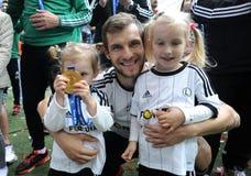 Final da Taça polonês: Legia-Lech fotos de stock