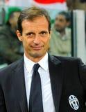 Final de la Copa italiano 2015 Foto de archivo libre de regalías