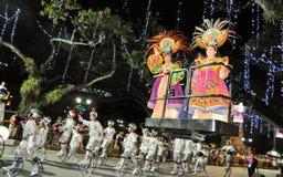 Final del desfile Foto de archivo libre de regalías