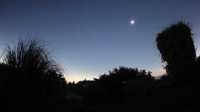 Final del eclipse solar total 2017 almacen de metraje de vídeo