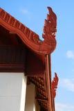 Final del Naga Foto de archivo libre de regalías