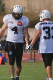 Final EFAF CUP 2013 Royalty Free Stock Image