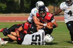 Final EFAF CUP 2013 Stock Photos